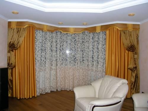 Красивые шторы для зала фото шторы