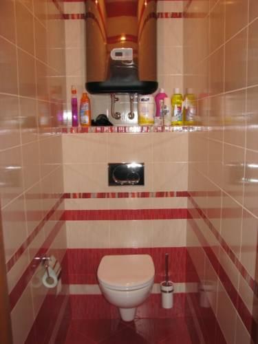В квартире фото ремонт туалета в