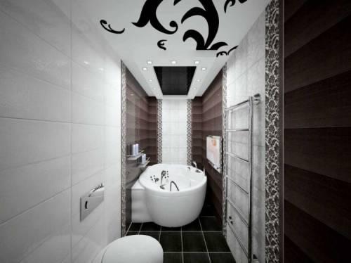 Дизайн маленького туалета дизайн и