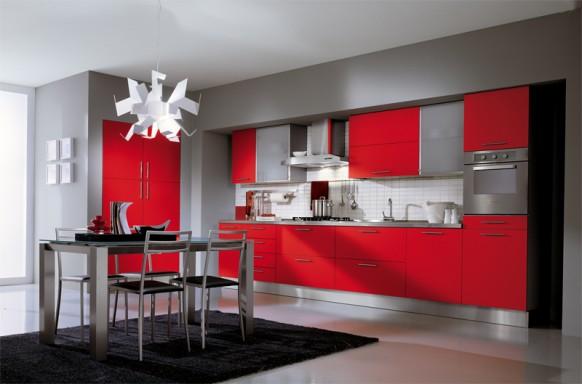 Дизайн 9-метровой кухни