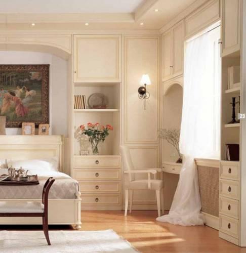 Красивые интерьеры спален фото